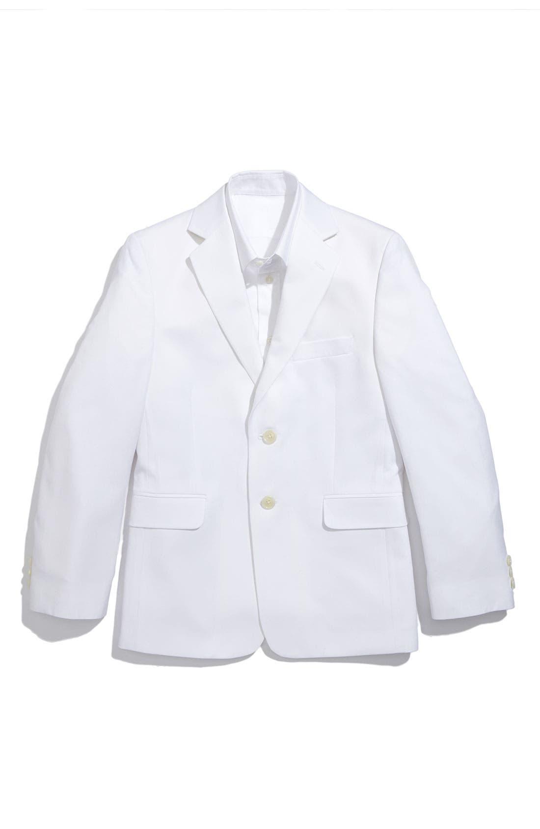 Alternate Image 1 Selected - Joseph Abboud Dress Jacket (Little Boys, Big Boys & Husky)