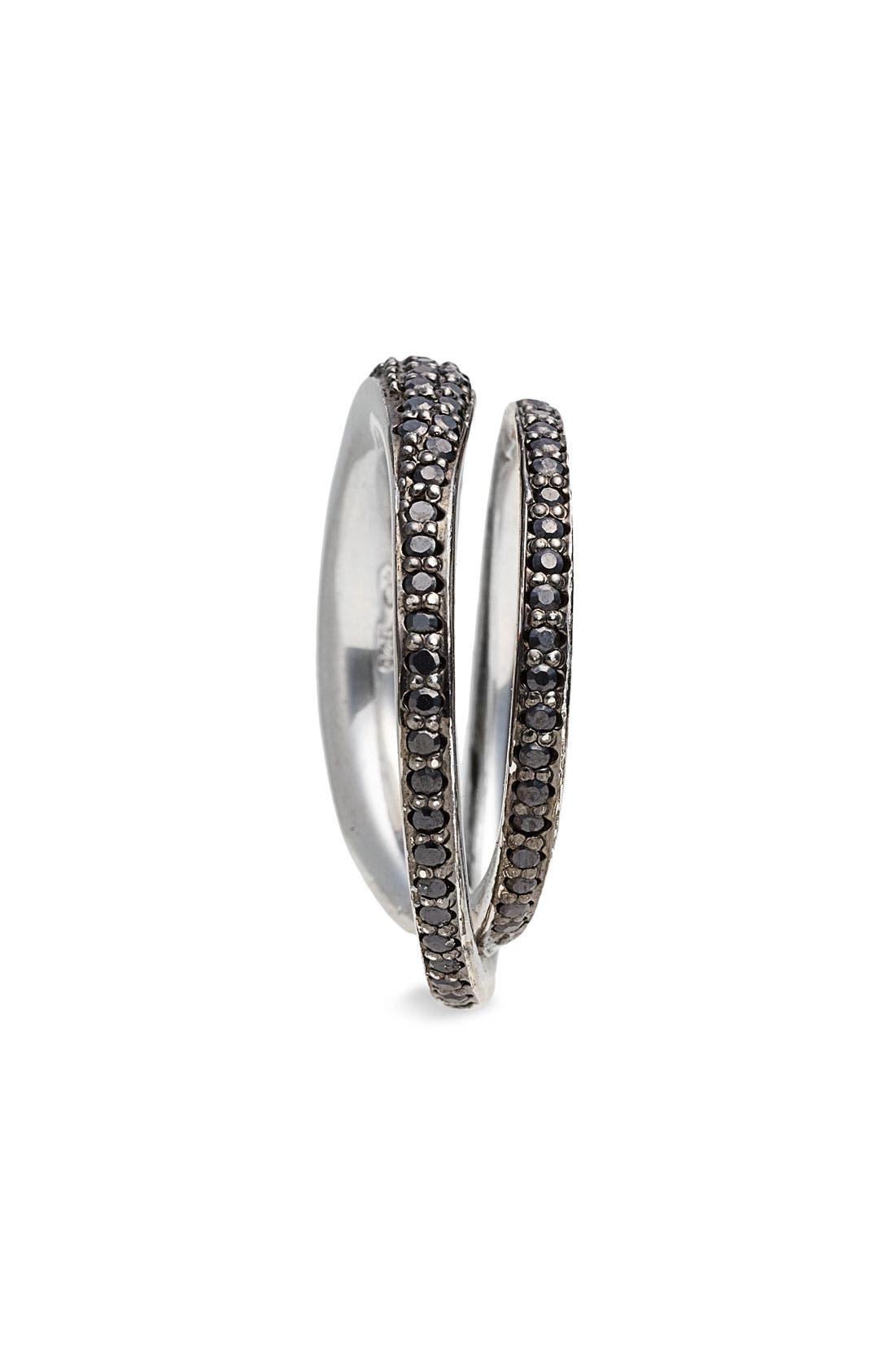 Alternate Image 2  - Tom Binns 'Bejewelled' Double Ring