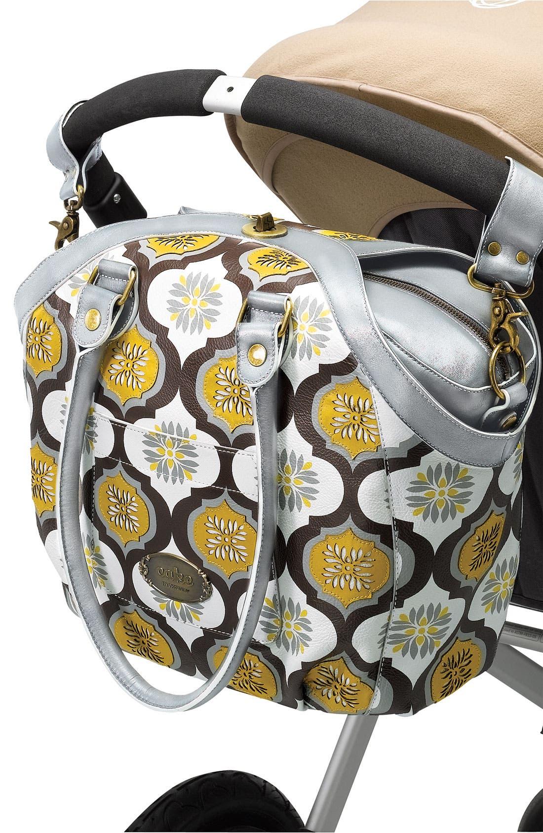 Alternate Image 3  - Petunia Pickle Bottom 'Hampton Holdall' Diaper Bag