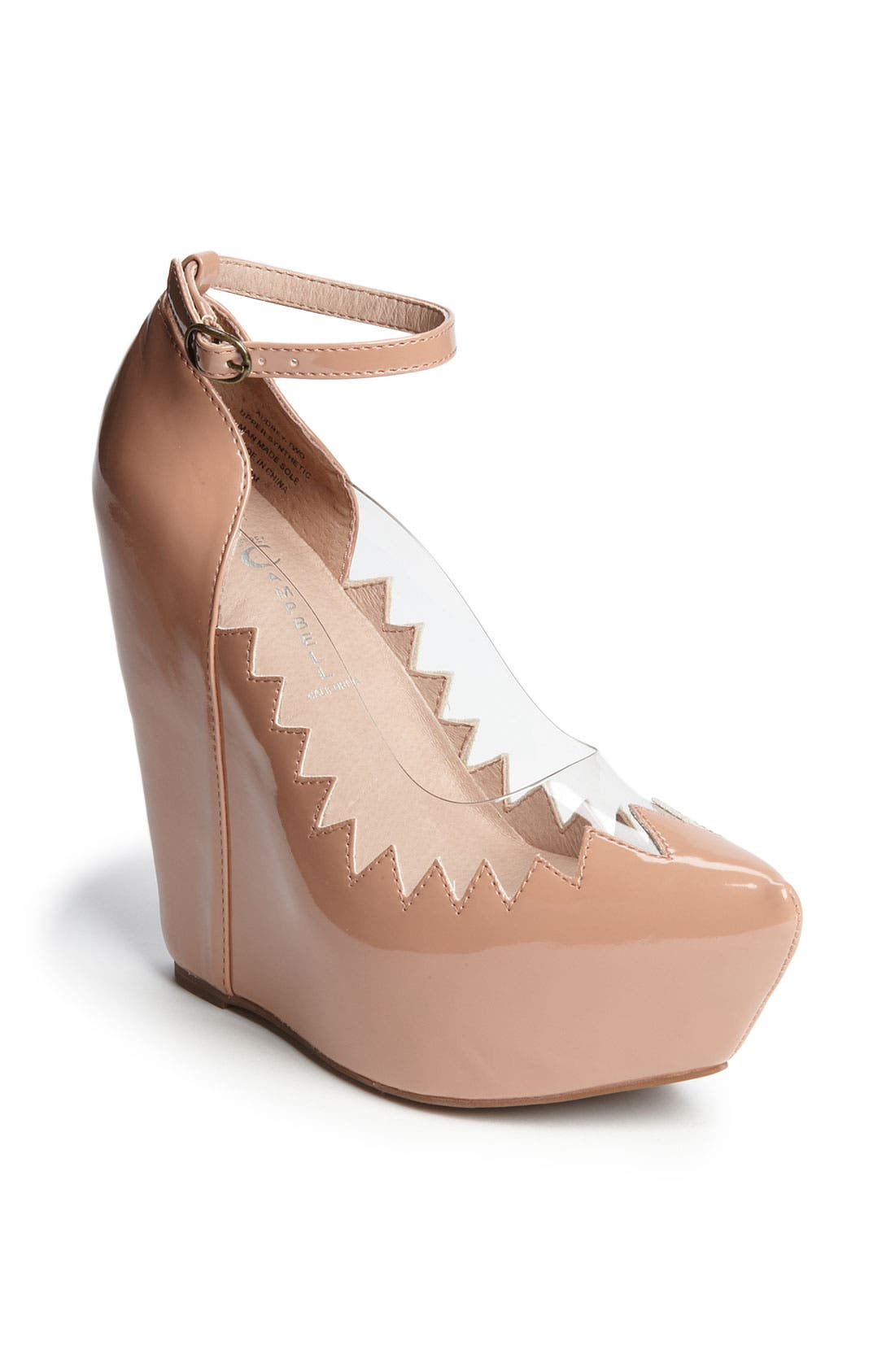 Alternate Image 1 Selected - Jeffrey Campbell 'Audrey' Pump