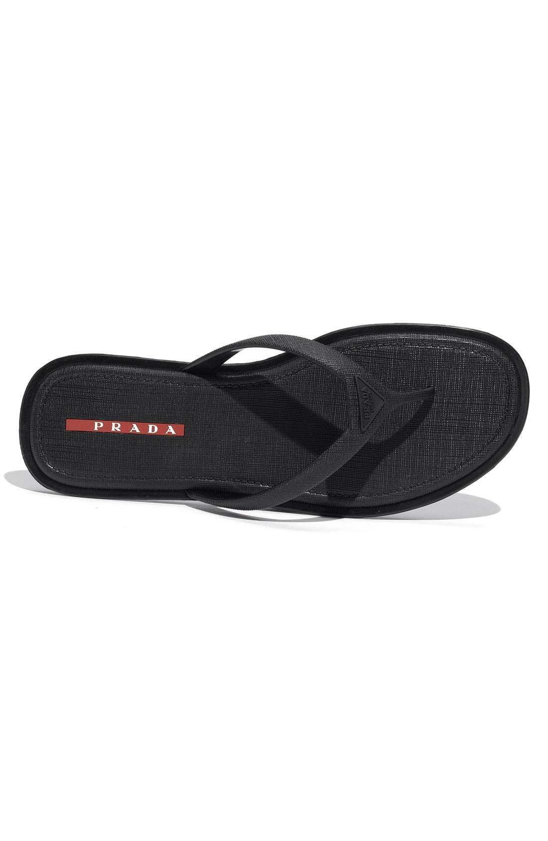 Alternate Image 3  - Prada Thong Sandal (Men)
