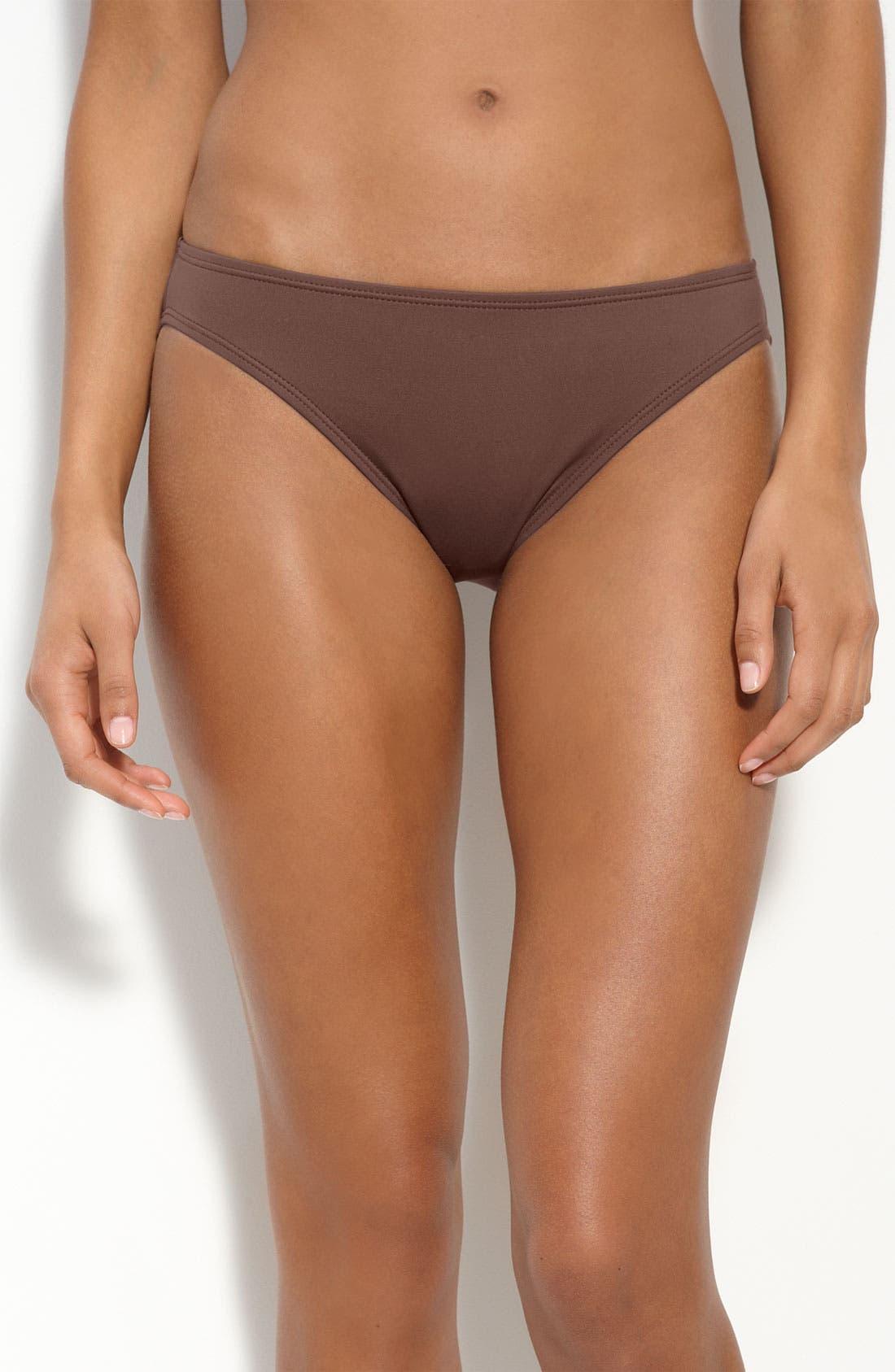 Alternate Image 1 Selected - MICHAEL Michael Kors Classic Bikini Bottoms