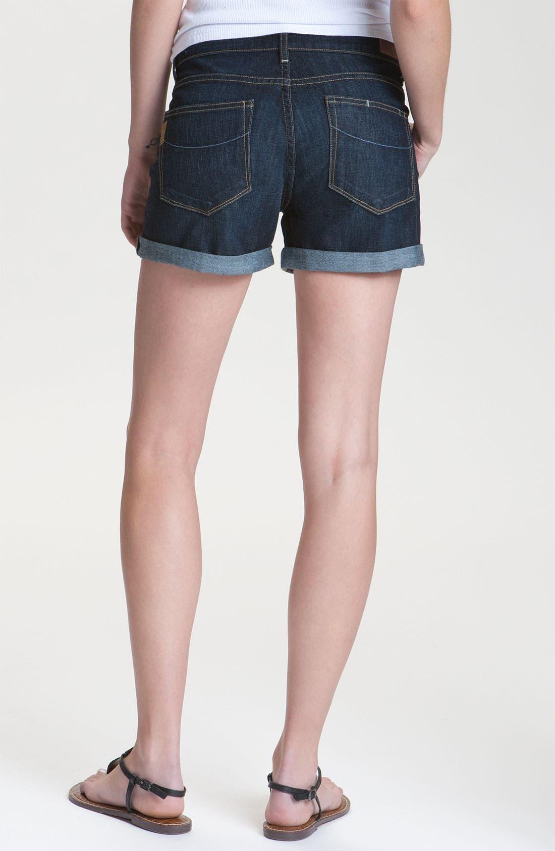 Alternate Image 2  - Paige Denim 'Jimmy Jimmy' Boyfriend Shorts