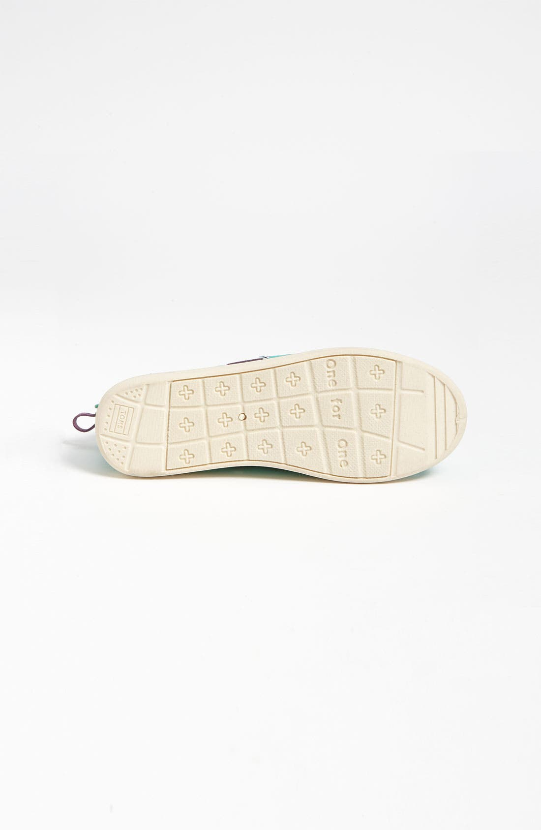 Alternate Image 4  - TOMS 'Classic Youth - Bimini' Ripstop Slip-On (Toddler, Little Kid & Big Kid)