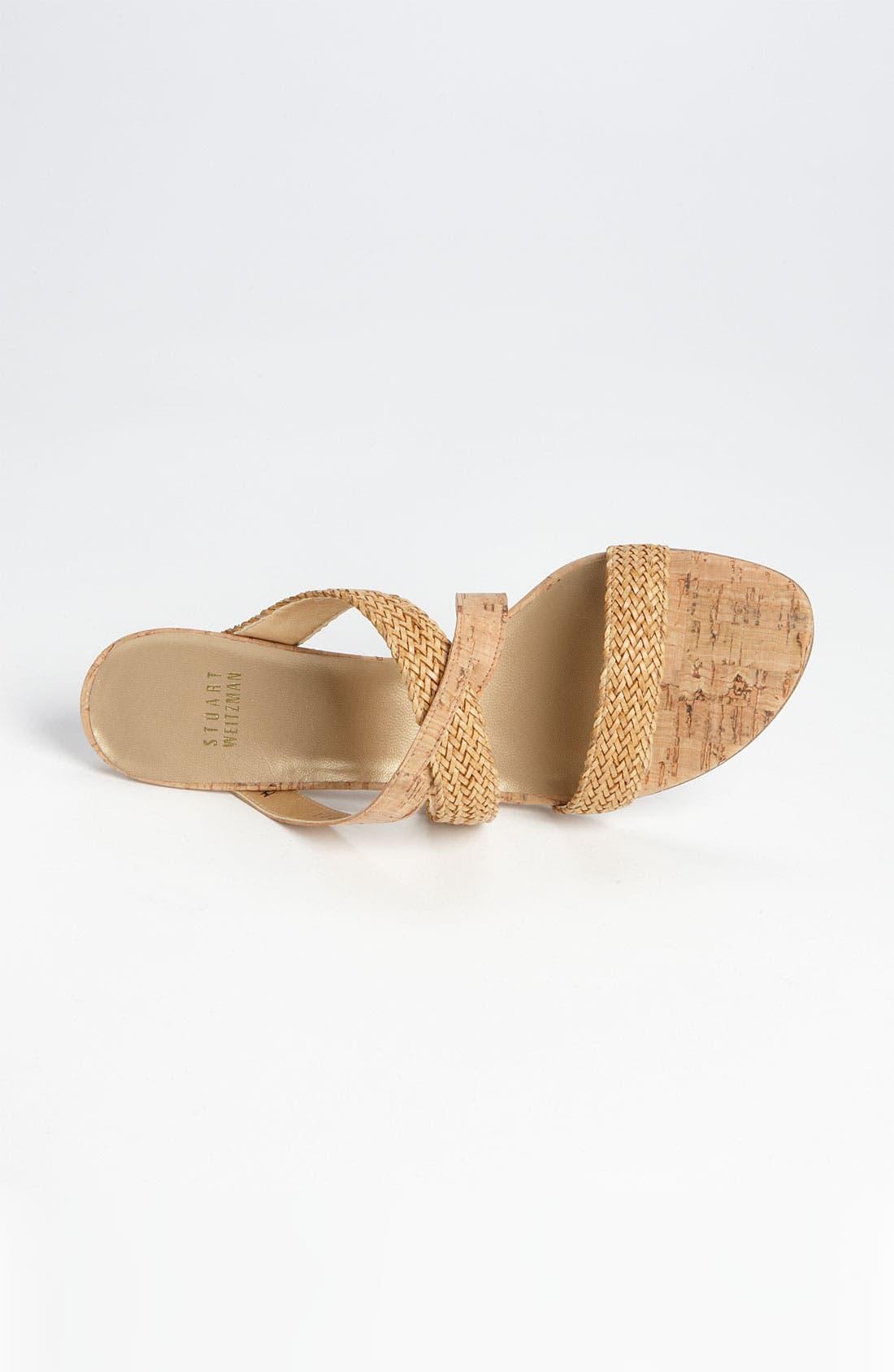 Alternate Image 3  - Stuart Weitzman 'Purebred' Sandal