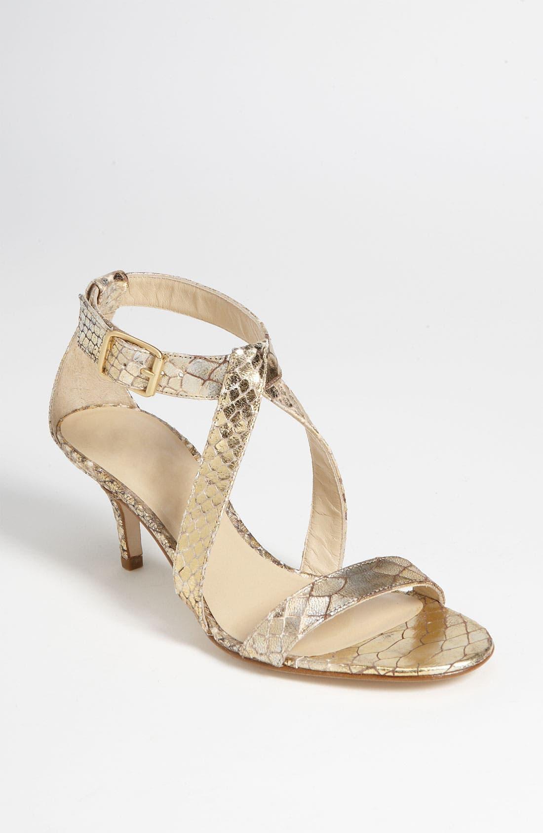 Alternate Image 1 Selected - Delman 'Tori' Sandal (Online Only)