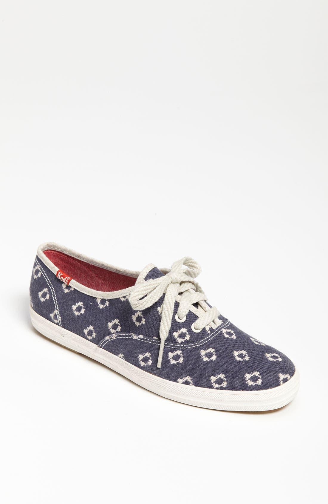 Alternate Image 1 Selected - Keds® 'Champion - Kimono Dot' Sneaker