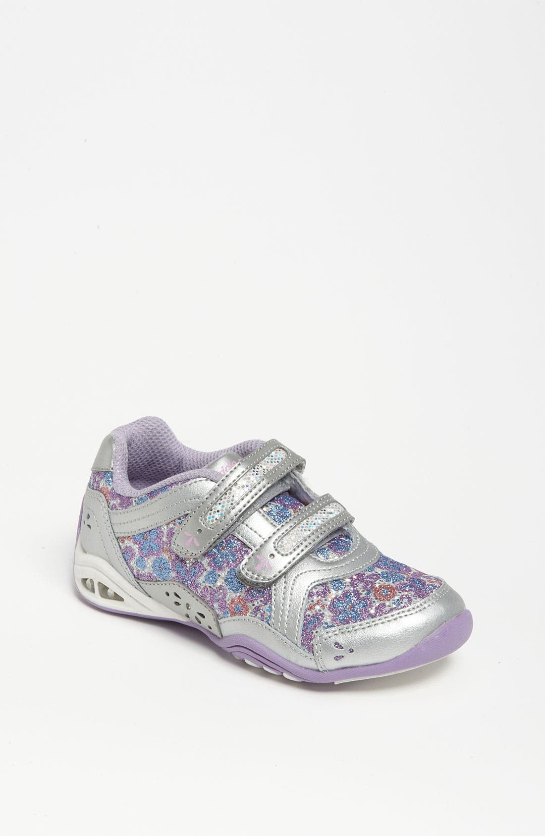 Alternate Image 1 Selected - Stride Rite 'Jade' Sneaker (Walker, Toddler & Little Kid)