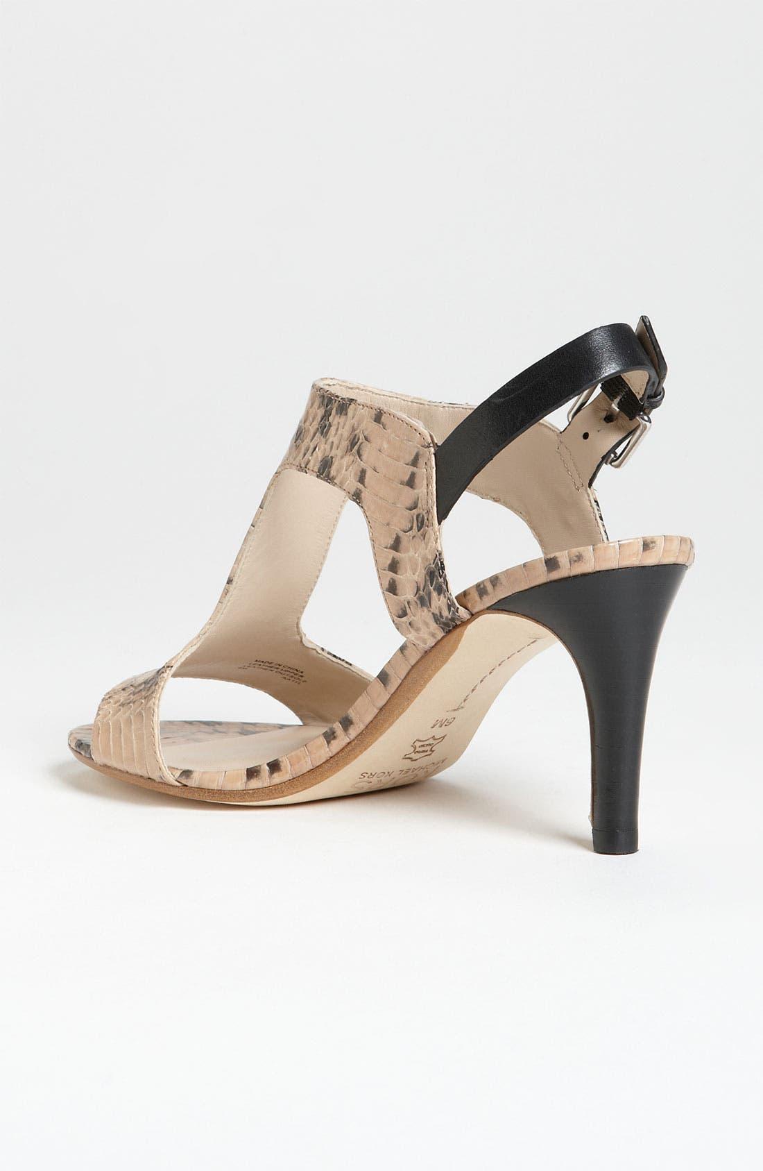 Alternate Image 2  - KORS Michael Kors 'Xyla' Sandal
