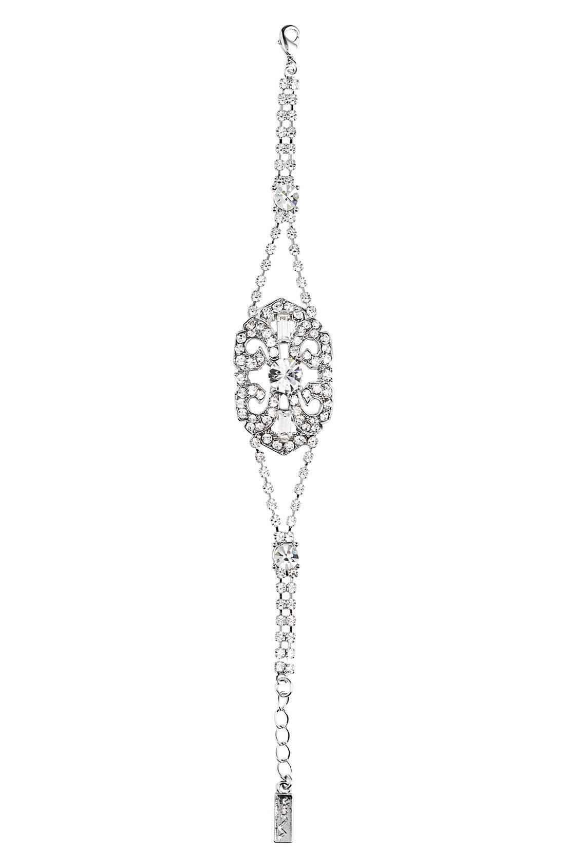 Alternate Image 2  - Nina 'Kiera' Czech Crystal Bracelet