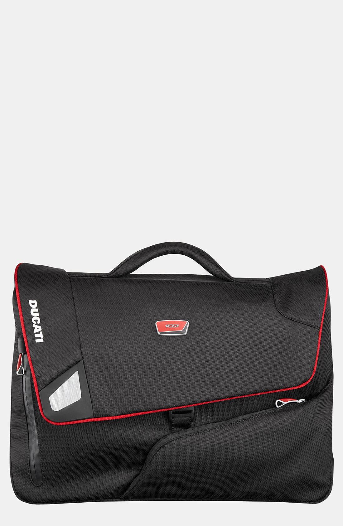 Alternate Image 1 Selected - Tumi 'Ducati - Accelerator' Slim Laptop Briefcase