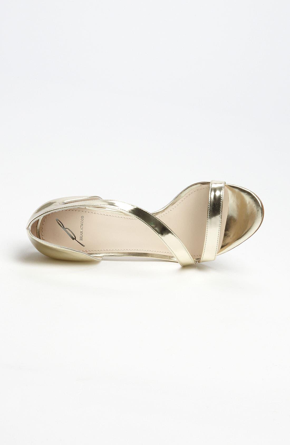 Alternate Image 3  - B Brian Atwood 'Consort' Sandal