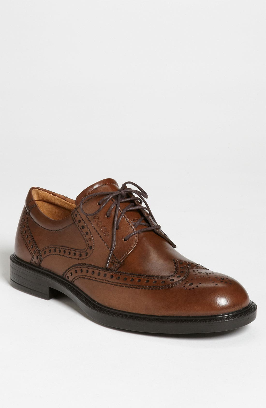 Main Image - ECCO 'Atlanta' Wingtip Oxford