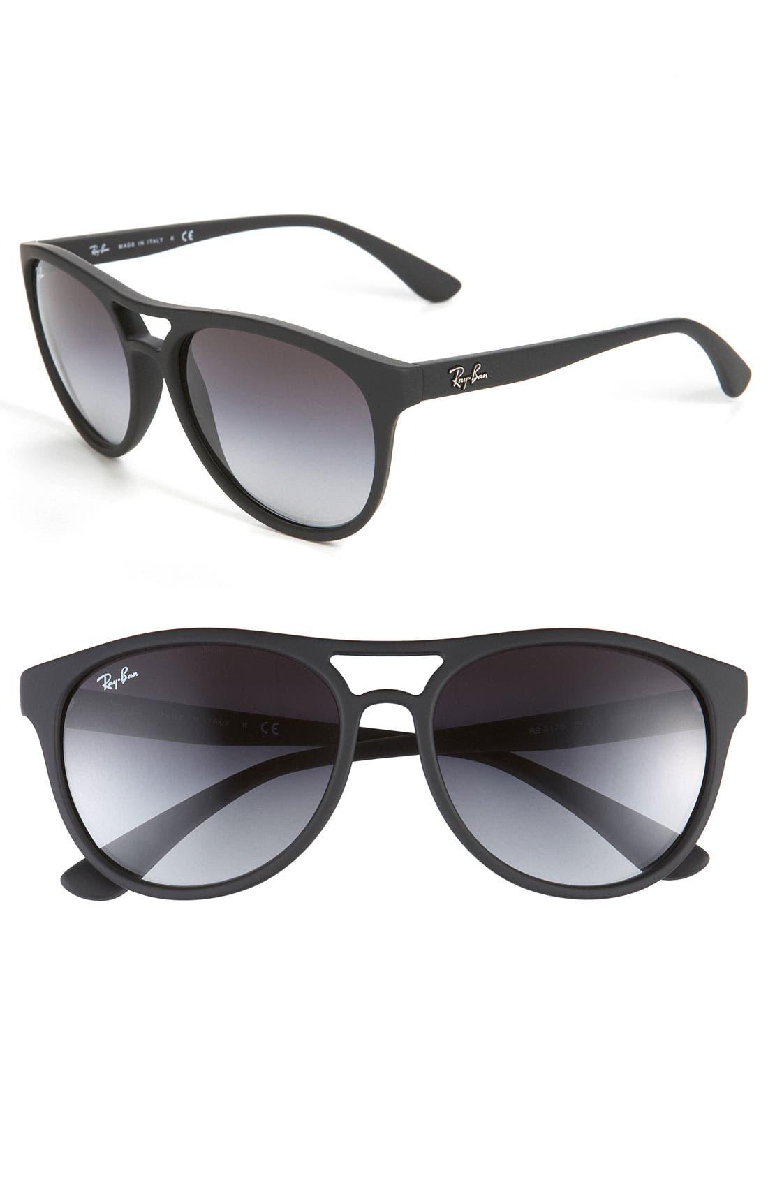 Main Image - Ray-Ban 'Wayfarer' 58mm Sunglasses