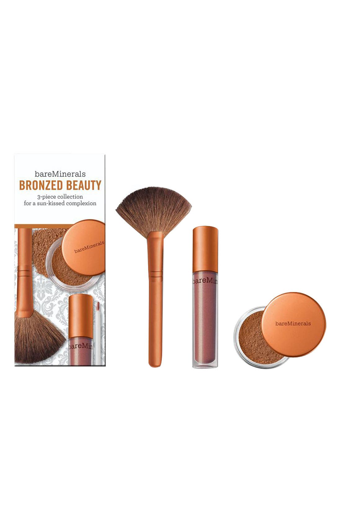 Alternate Image 1 Selected - bareMinerals® 'Bronzed Beauty' Trio ($56 Value)