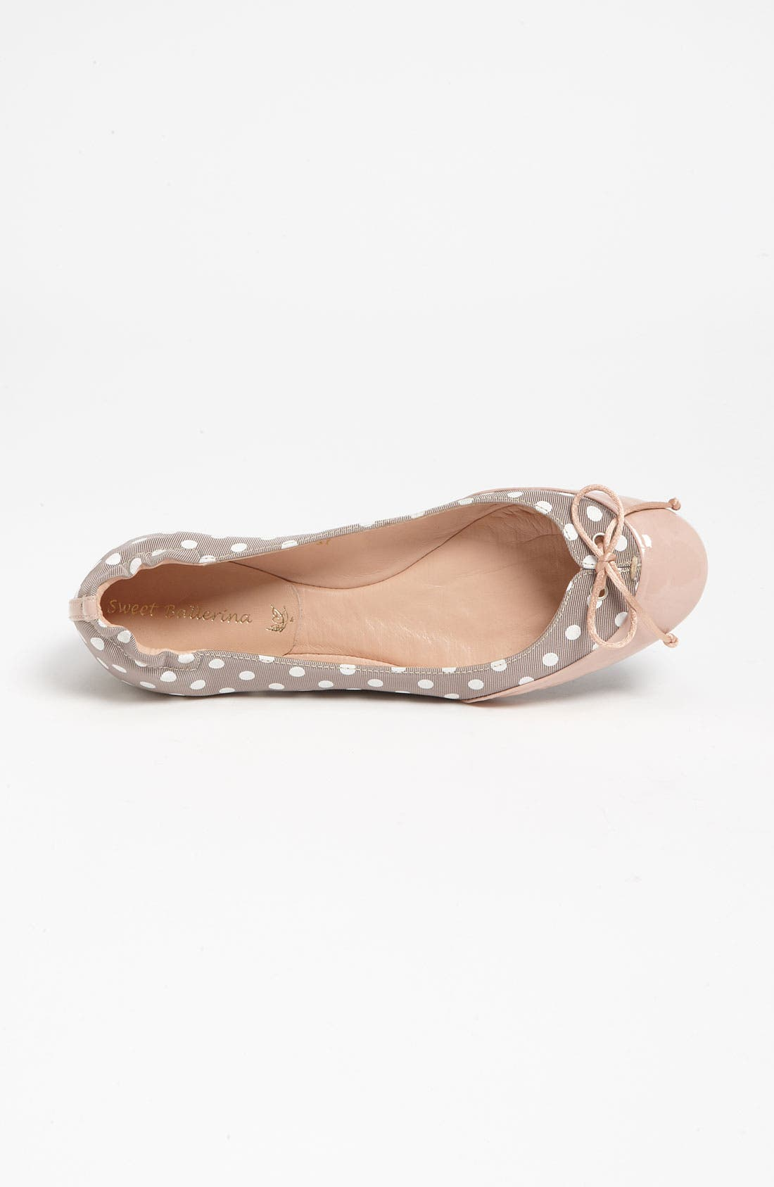 Alternate Image 3  - Sweet Ballerina '1297' Ballet Flat