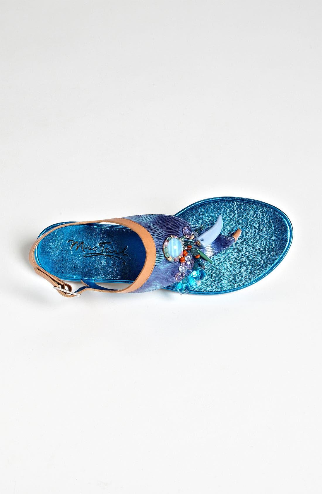 Alternate Image 3  - Miss Trish 'Saber' Sandal