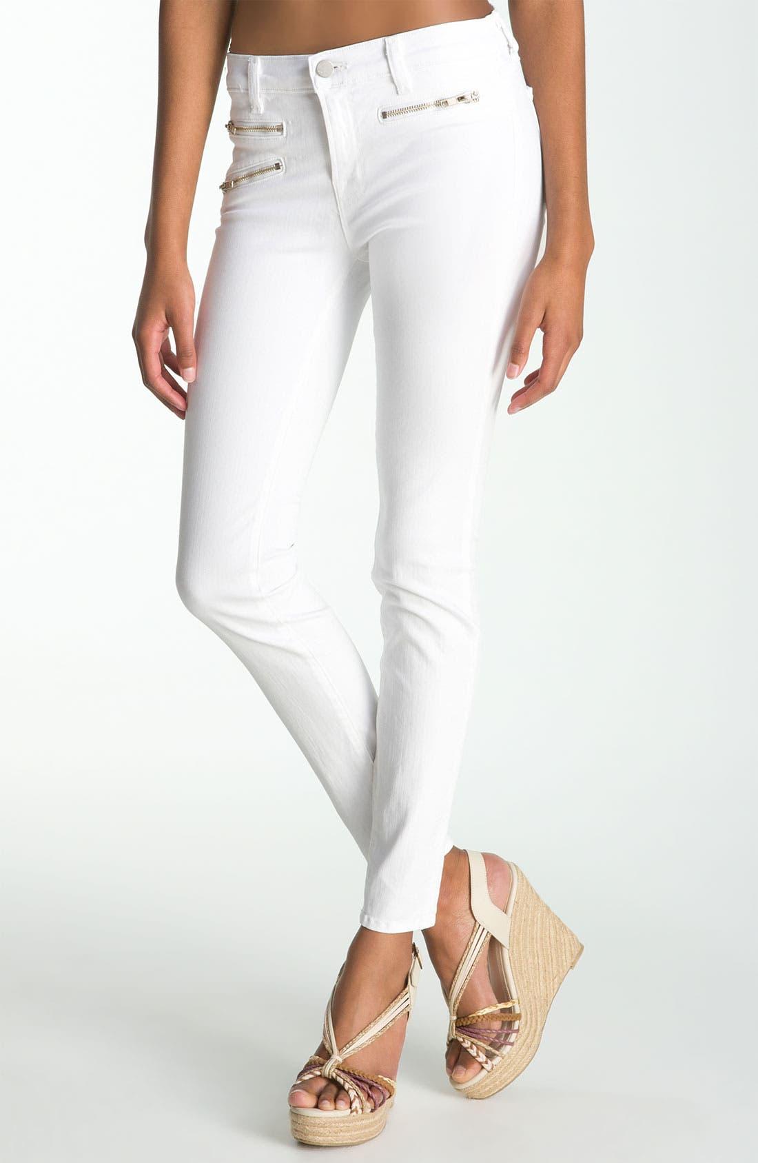 Alternate Image 1 Selected - J Brand 'Zoey' Skinny Jeans