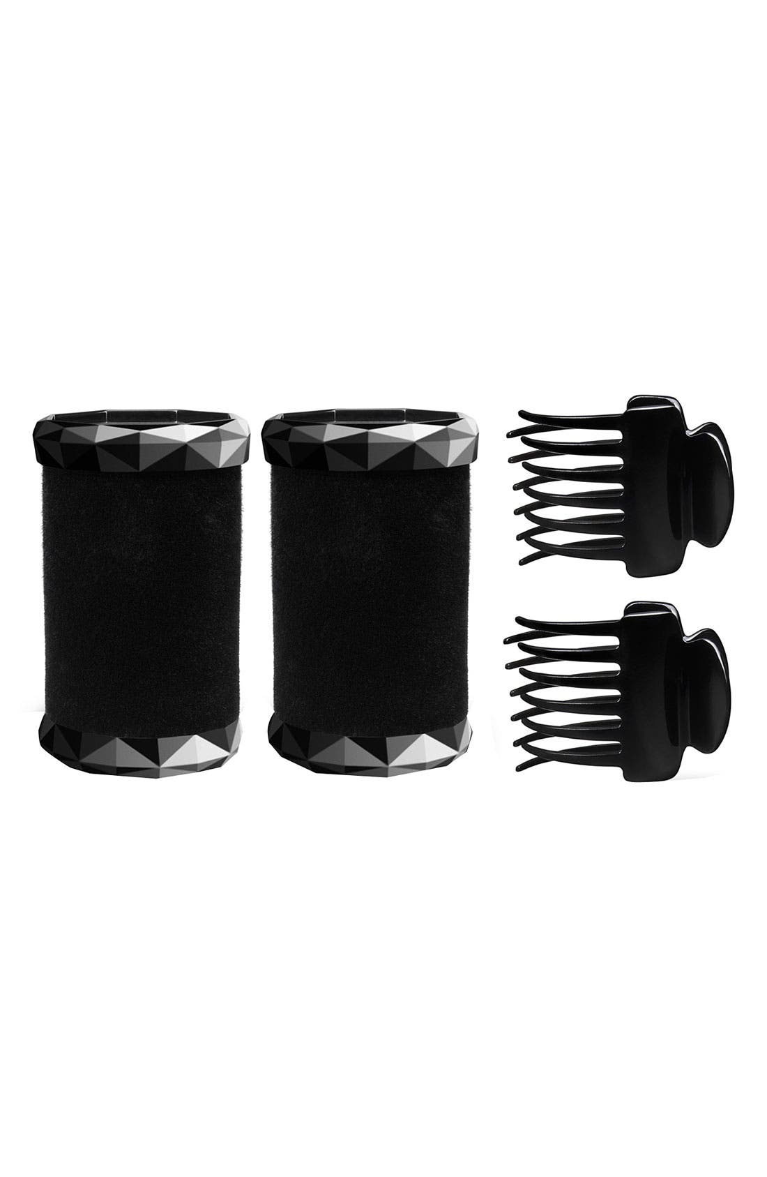 Alternate Image 1 Selected - T3 Voluminous Hot Rollers & Clips (1.5 inch) (2-Pack)