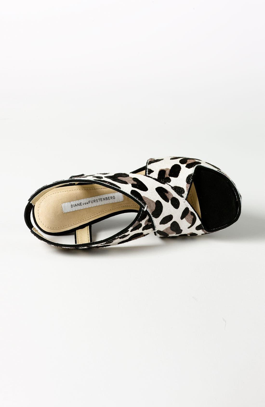 Alternate Image 3  - Diane von Furstenberg 'Zia' Sandal