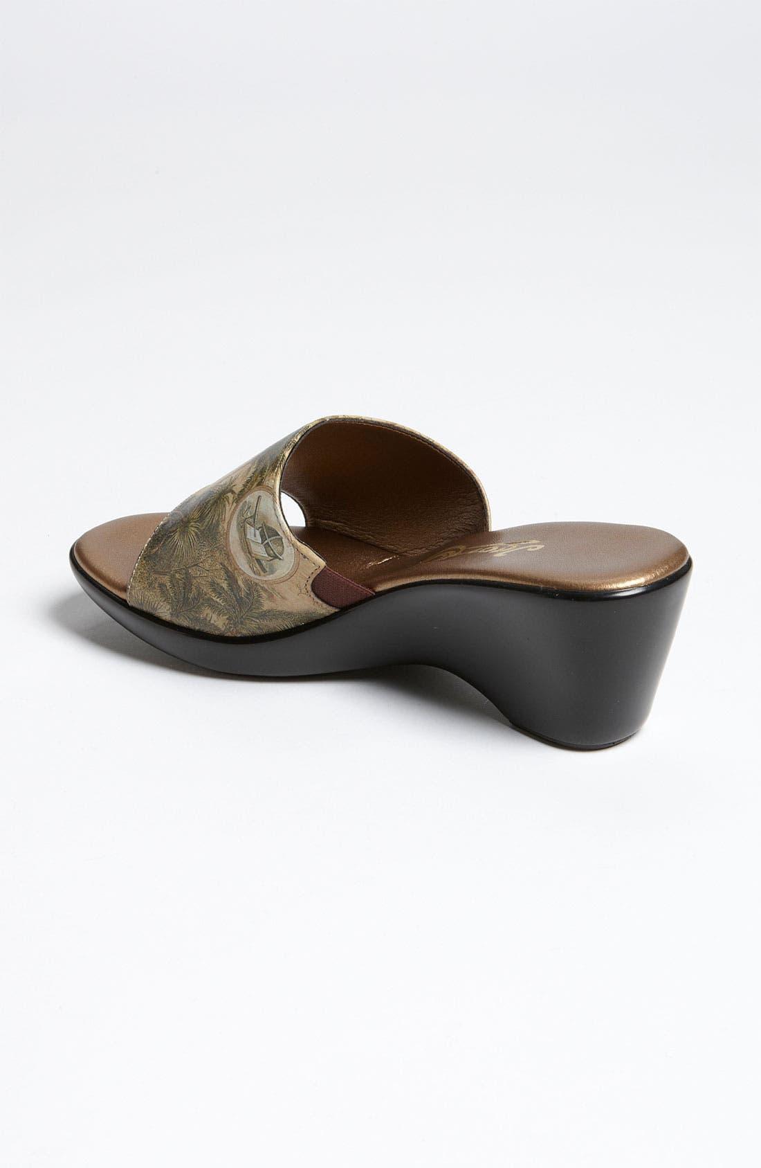 Alternate Image 2  - Icon Footwear 'Global Safari' Sandal