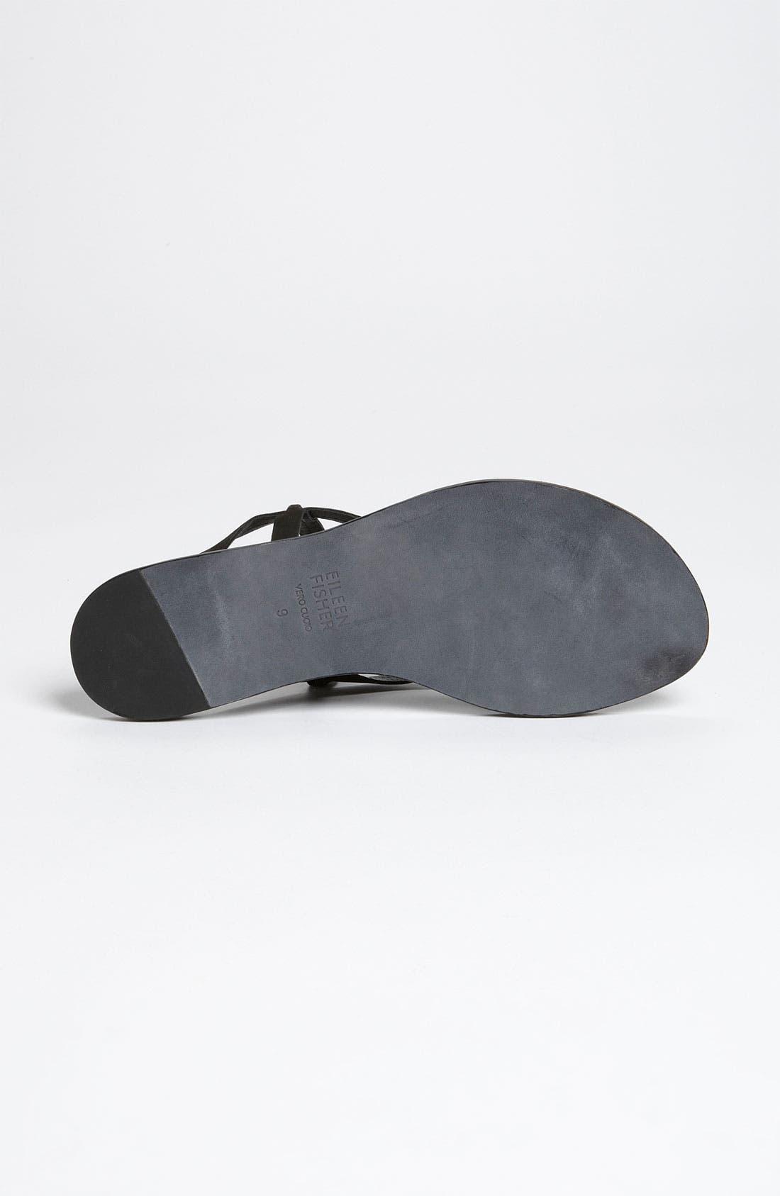 Alternate Image 4  - Eileen Fisher 'Bare' Sandal