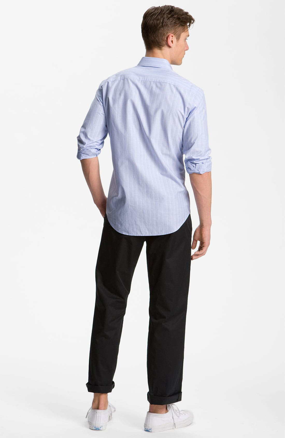 Alternate Image 5  - Zachary Prell Slim Fit Sport Shirt