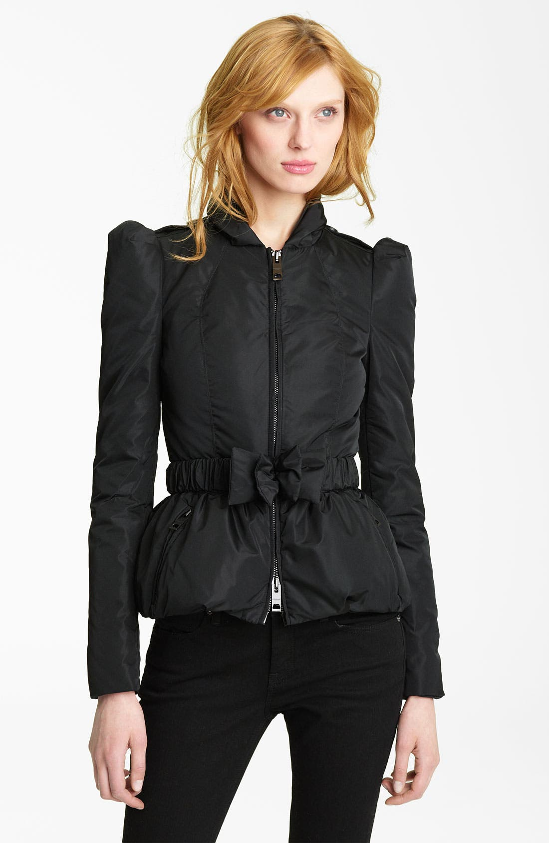 Main Image - Burberry Prorsum Puffer Jacket