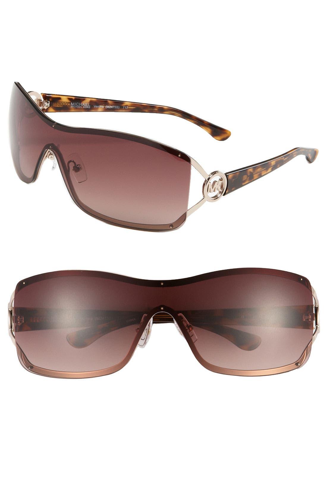 Alternate Image 1 Selected - MICHAEL Michael Kors 60mm Sunglasses