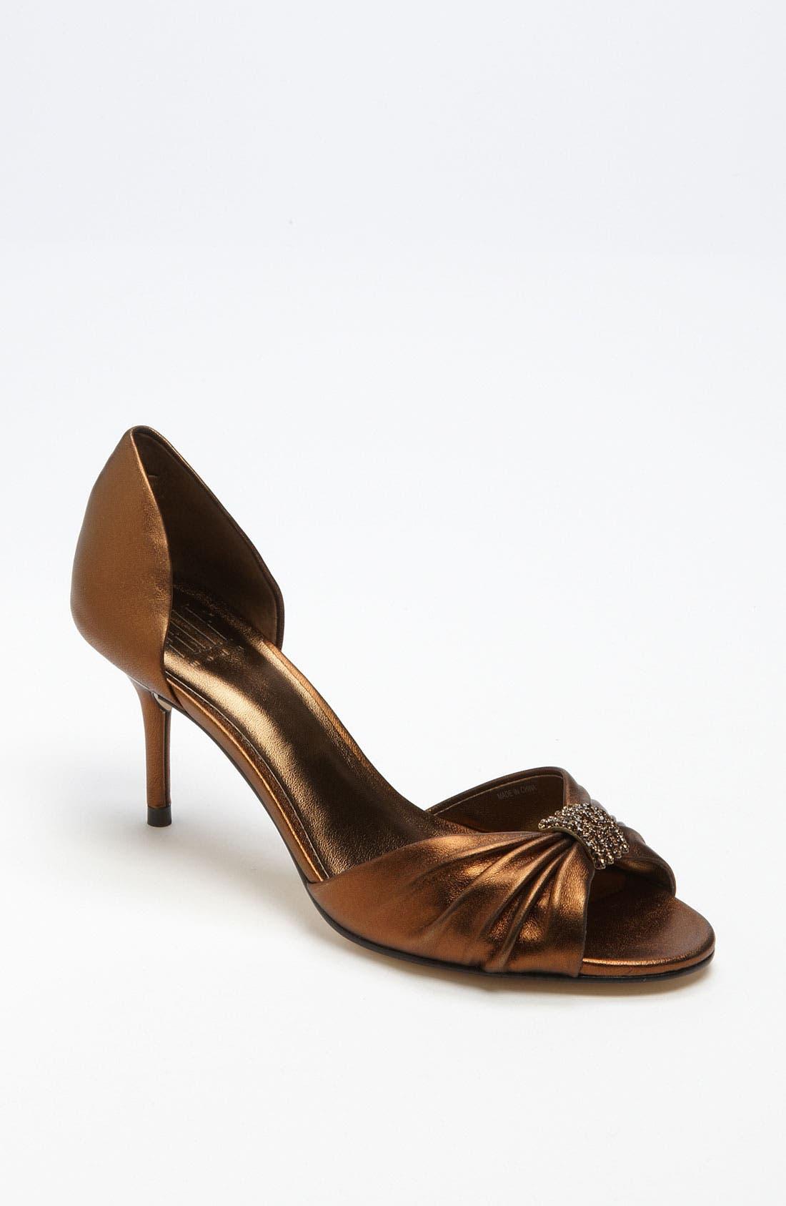 Alternate Image 1 Selected - Pelle Moda 'Iris' Sandal