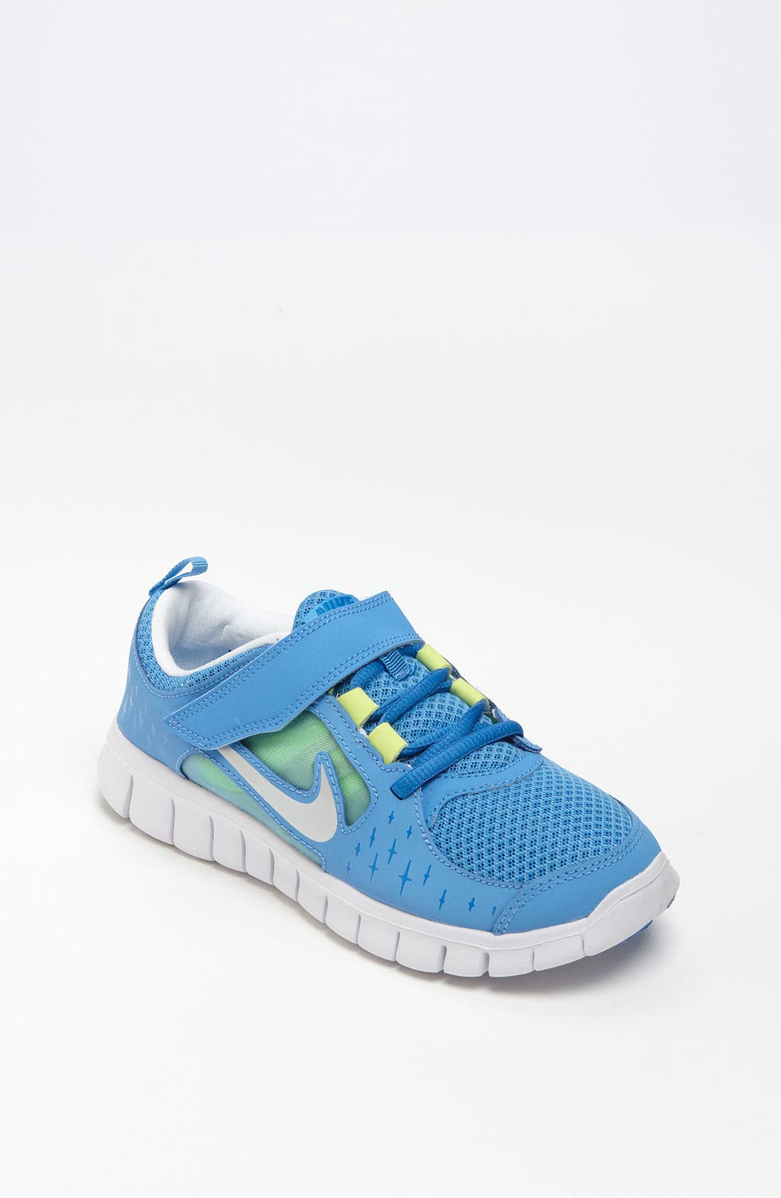 Alternate Image 1 Selected - Nike 'Free Run 3' Sneaker (Baby, Walker, Toddler & Little Kid)