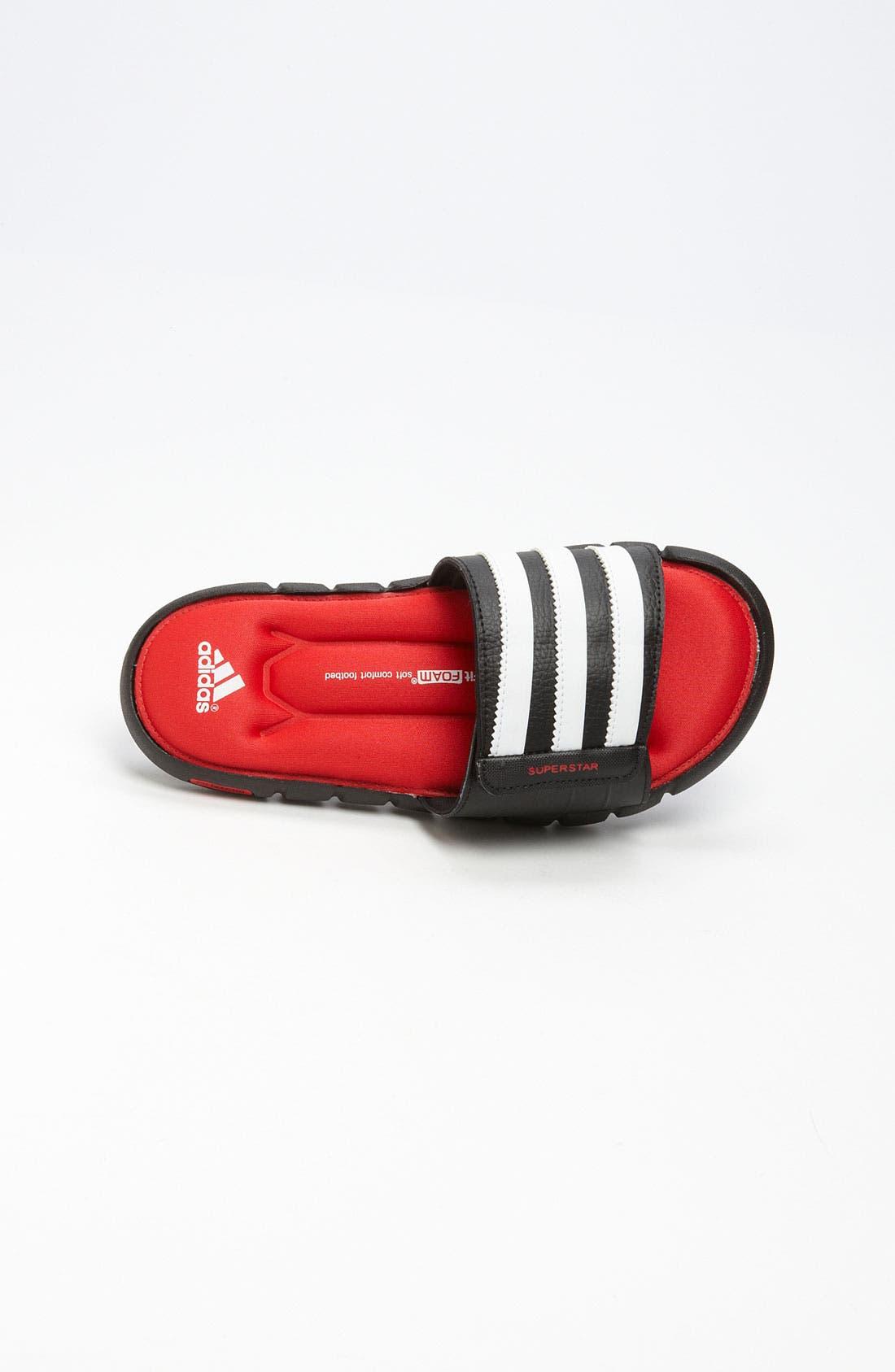 Alternate Image 3  - adidas 'Superstar 3G' Sandal