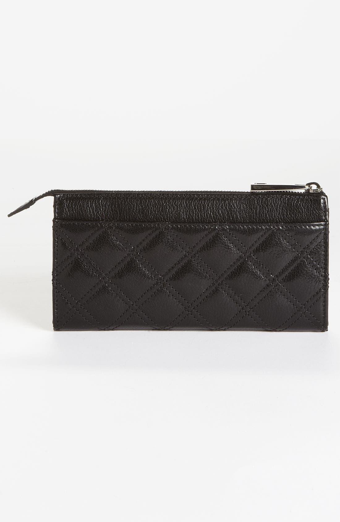 Alternate Image 3  - MARC JACOBS 'Zip Deluxe' Leather Wallet