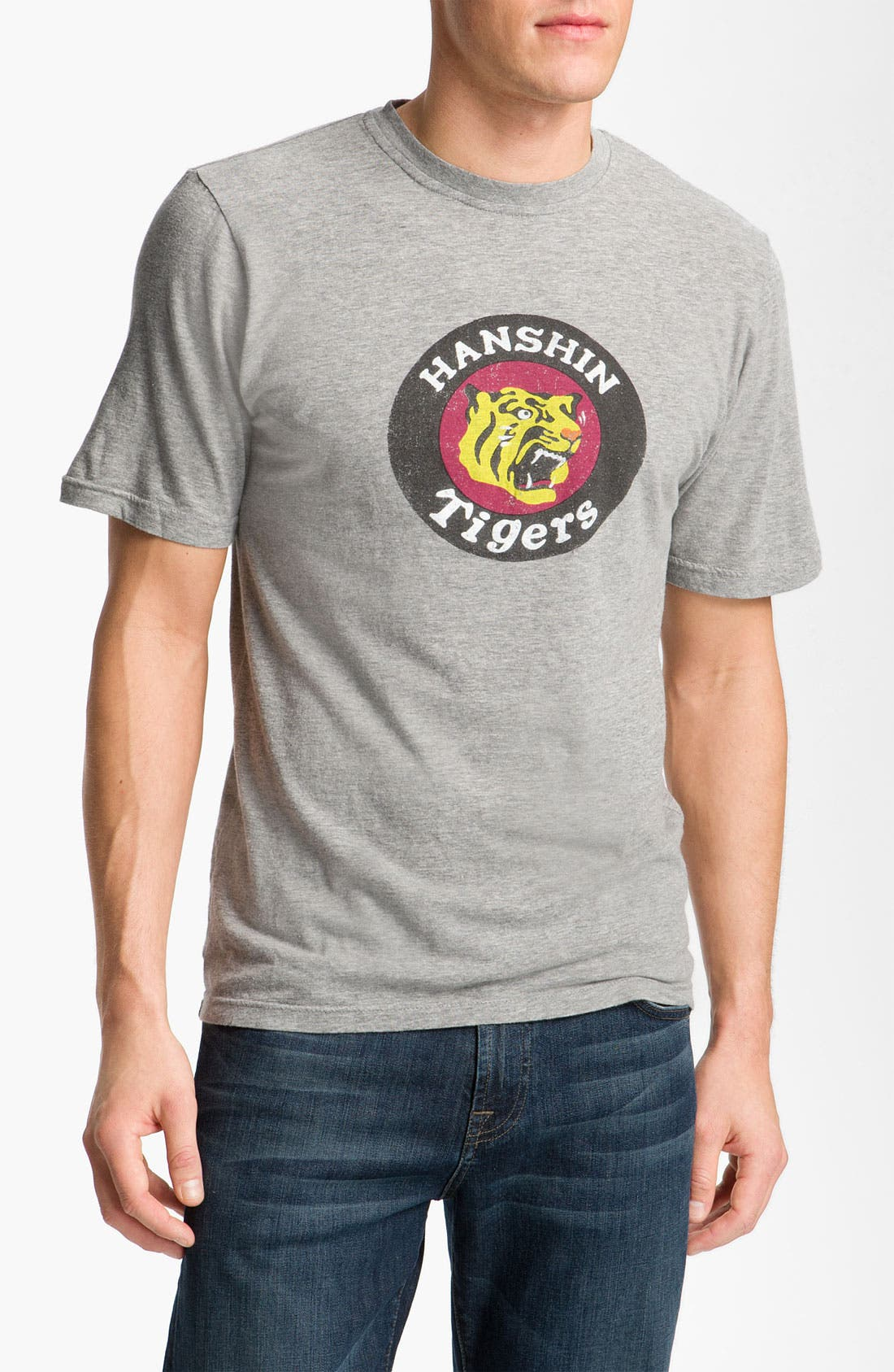 Alternate Image 1 Selected - Red Jacket 'Hanshin Tigers - Brass Tack' T-Shirt