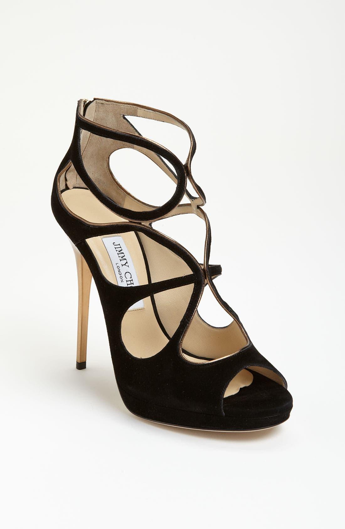 Alternate Image 1 Selected - Jimmy Choo 'Loila' Sandal