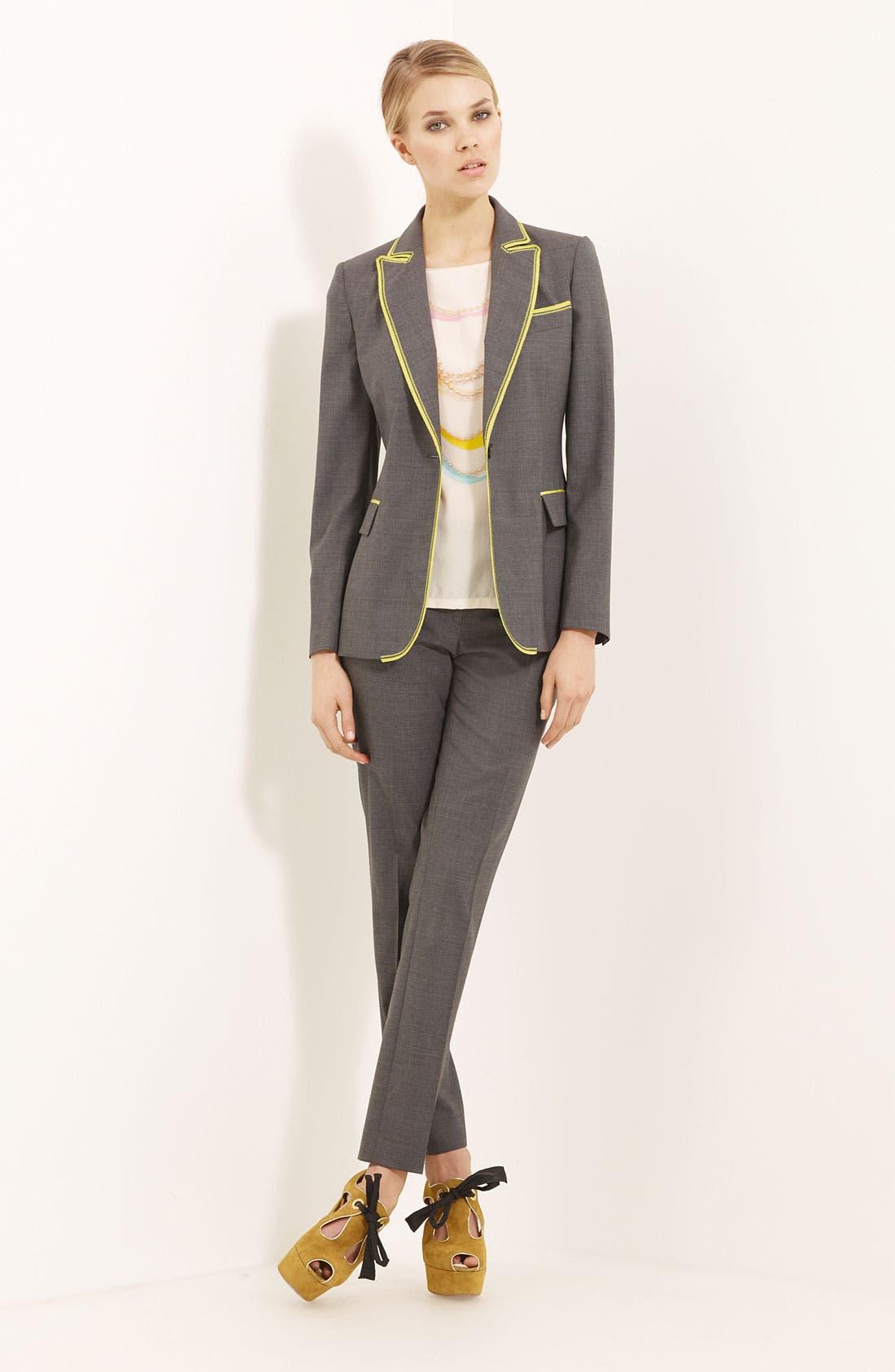 Main Image - Moschino Cheap & Chic Jacket & Trousers