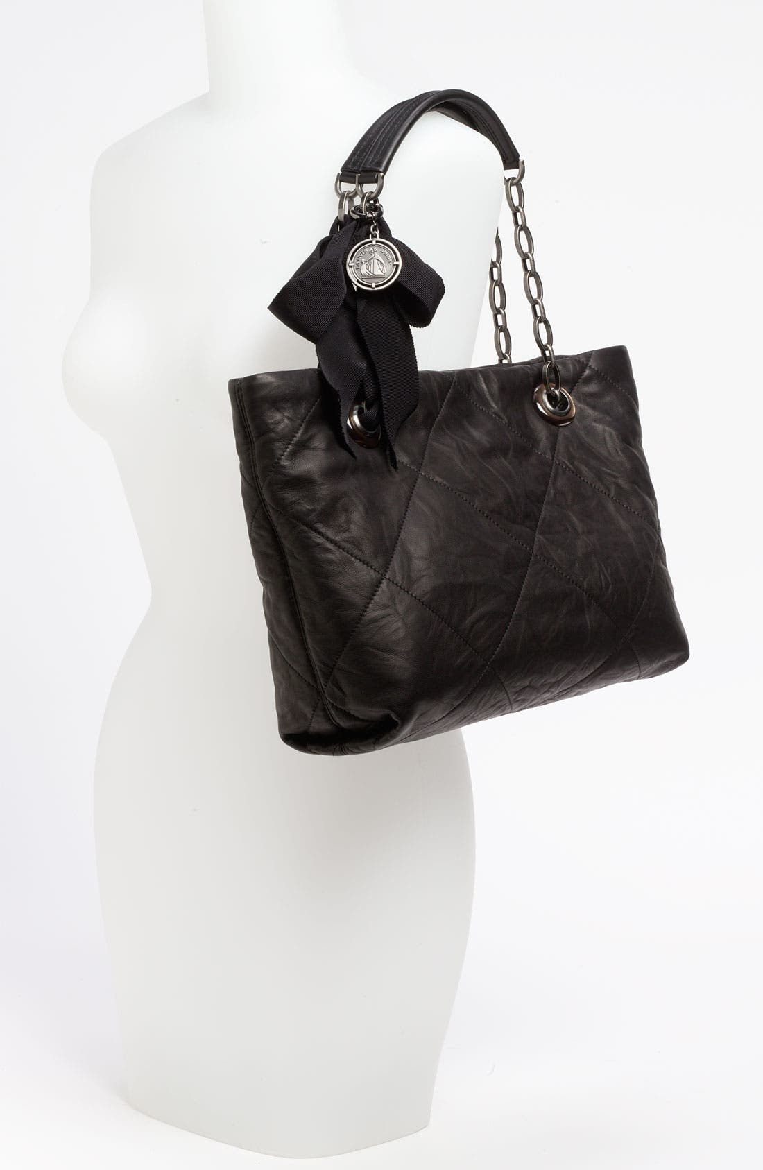 Alternate Image 2  - Lanvin 'Amalia - Small' Leather Tote