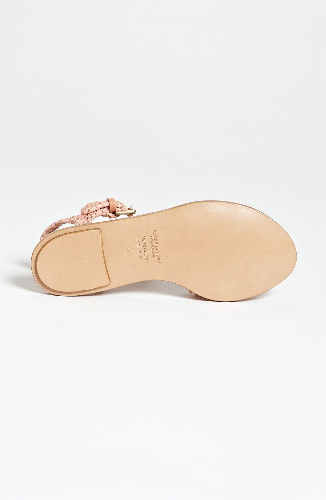 Alternate Image 4  - Ralph Lauren Collection 'Maralyn' Sandal