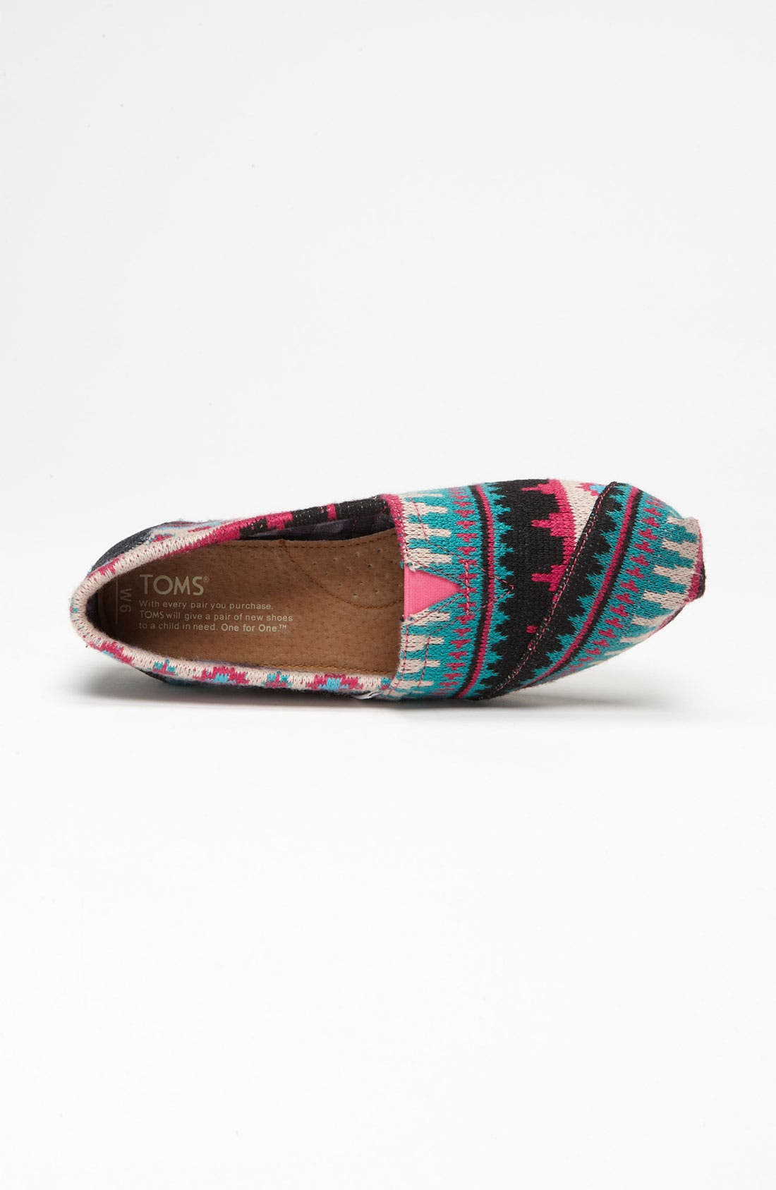 Alternate Image 3  - TOMS 'Classic - Tamin' Slip-On (Women)