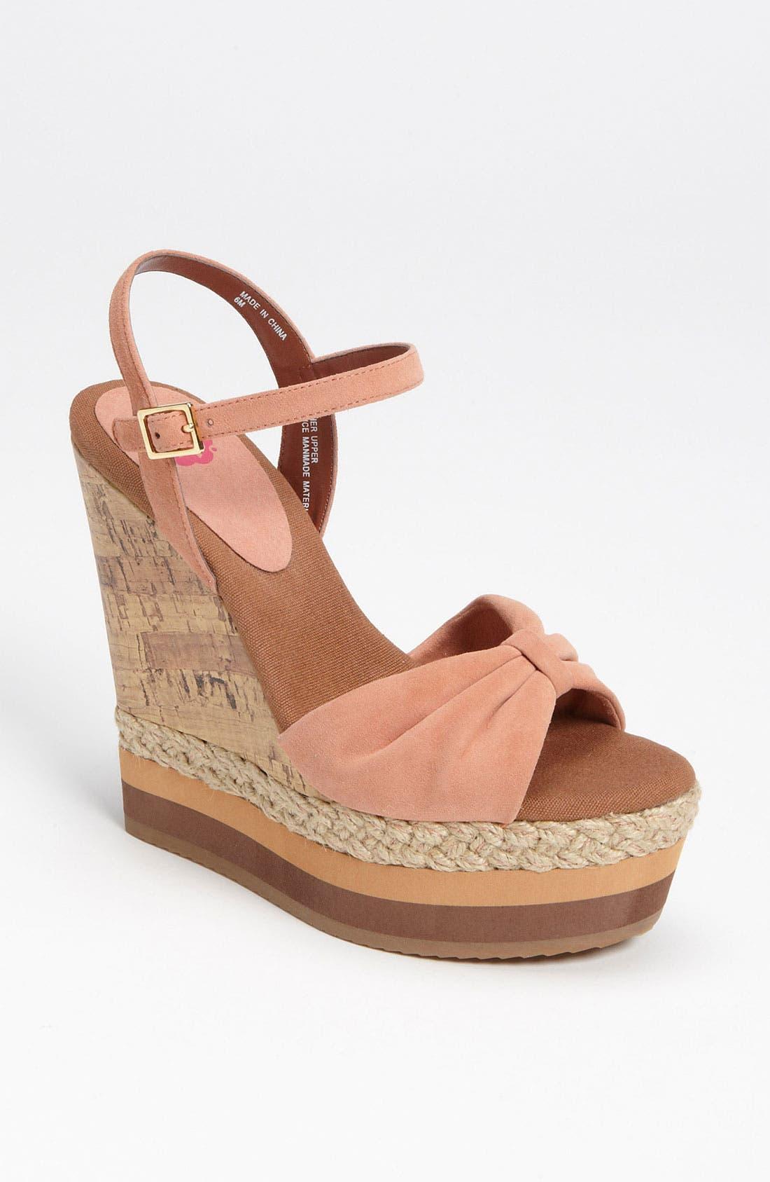 Alternate Image 1 Selected - BP 'Calypso' Wedge Sandal