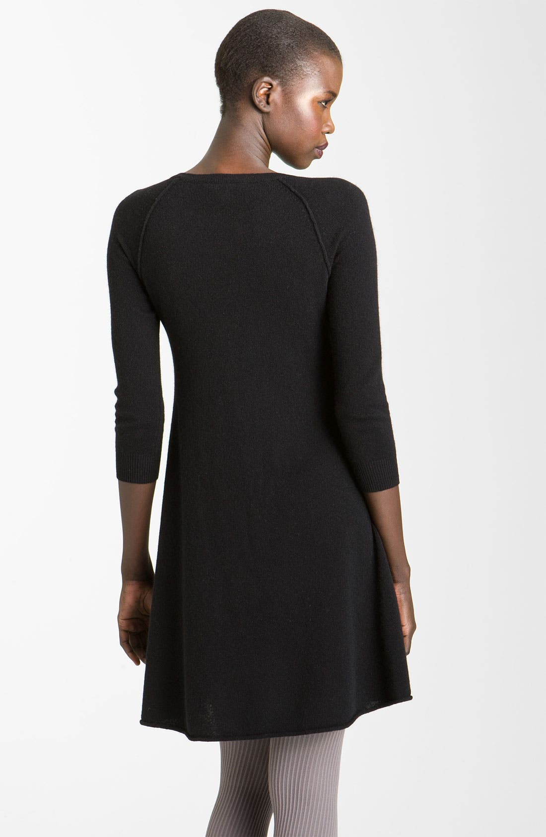 Alternate Image 2  - autumn cashmere Flared Dress