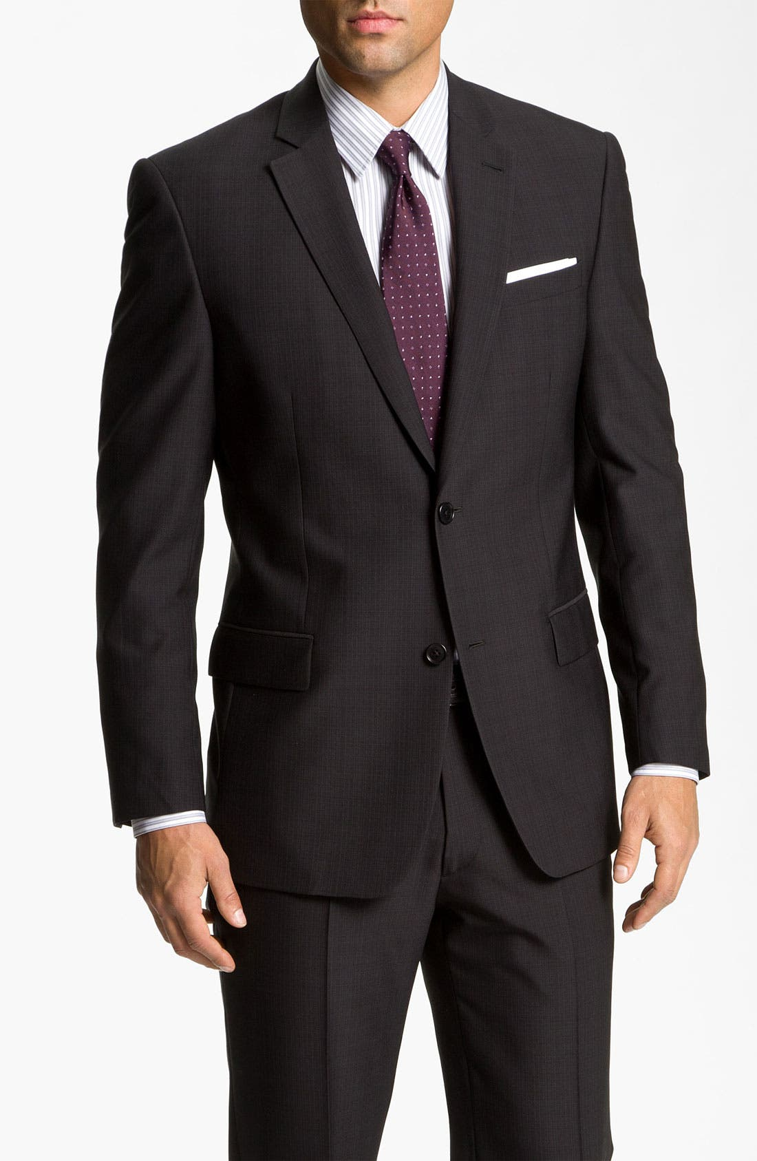 Alternate Image 1 Selected - John Varvatos Star USA 'Bedford' Suit