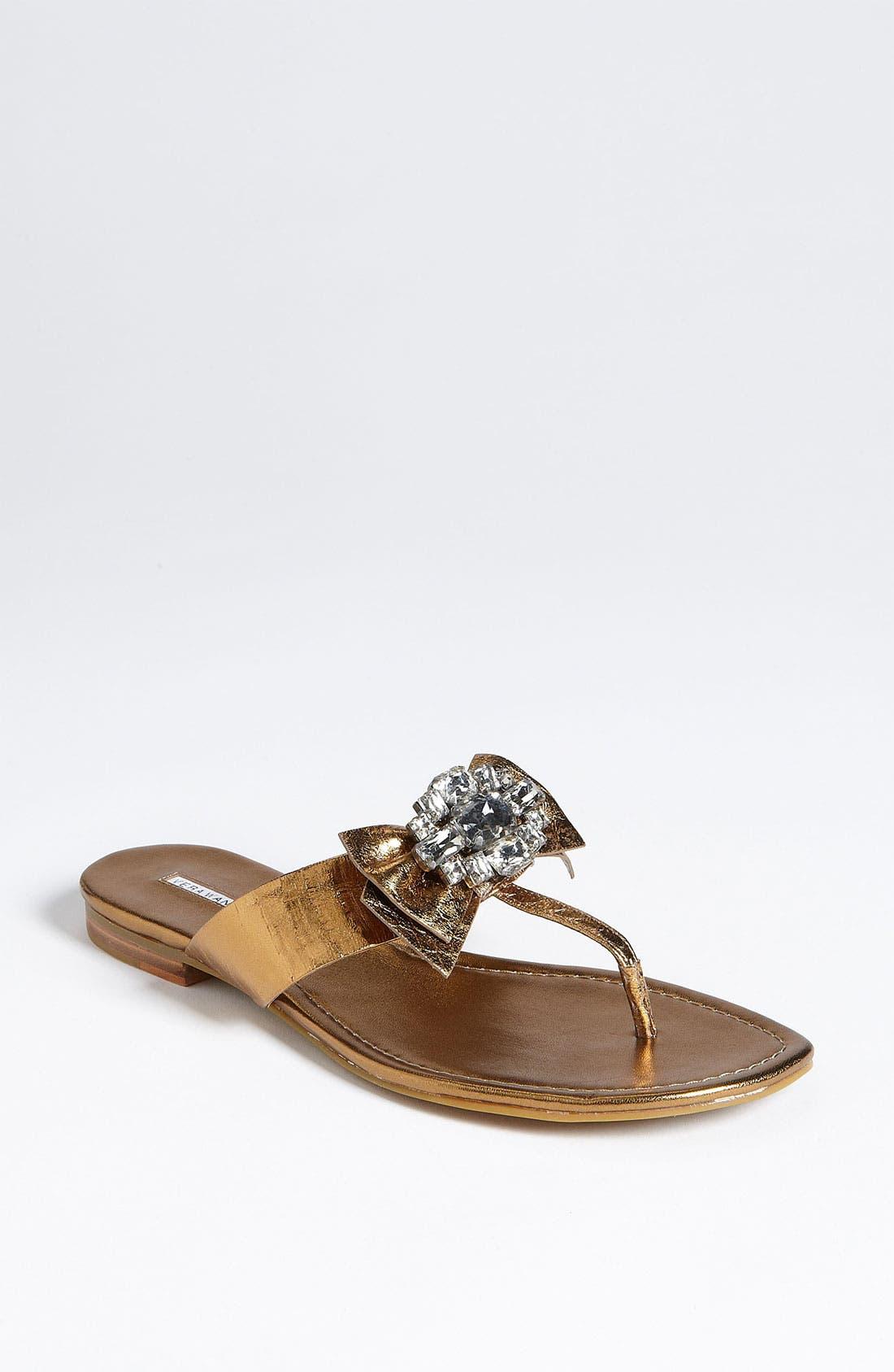 Alternate Image 1 Selected - Vera Wang Footwear 'Willa' Sandal