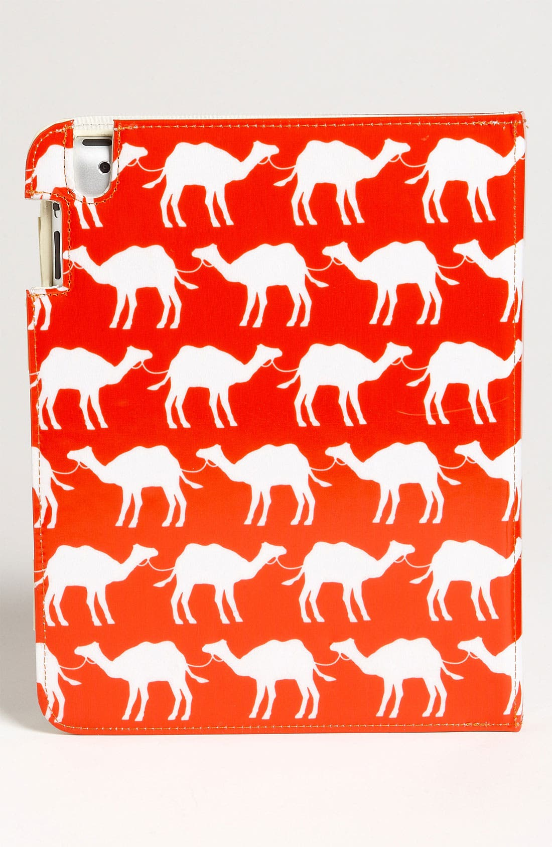 Alternate Image 4  - kate spade new york 'camels on parade' iPad case