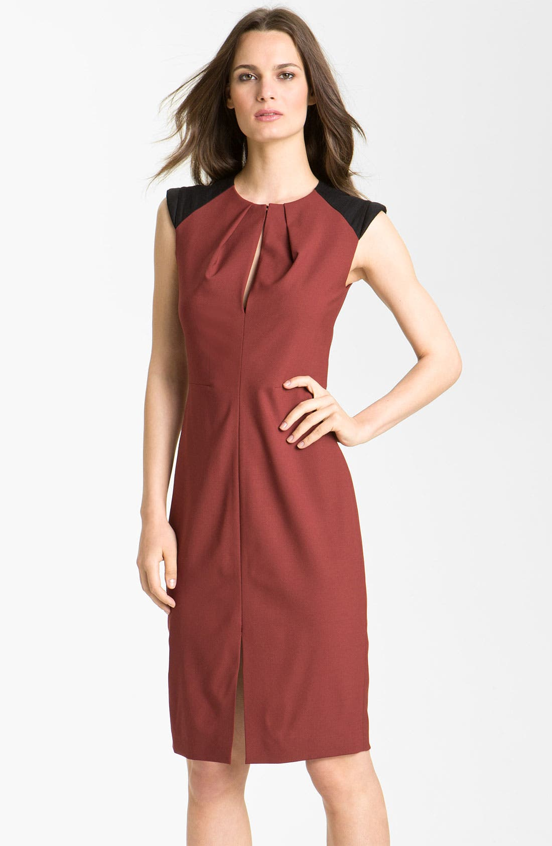Main Image - Rachel Roy Colorblock Sheath Dress