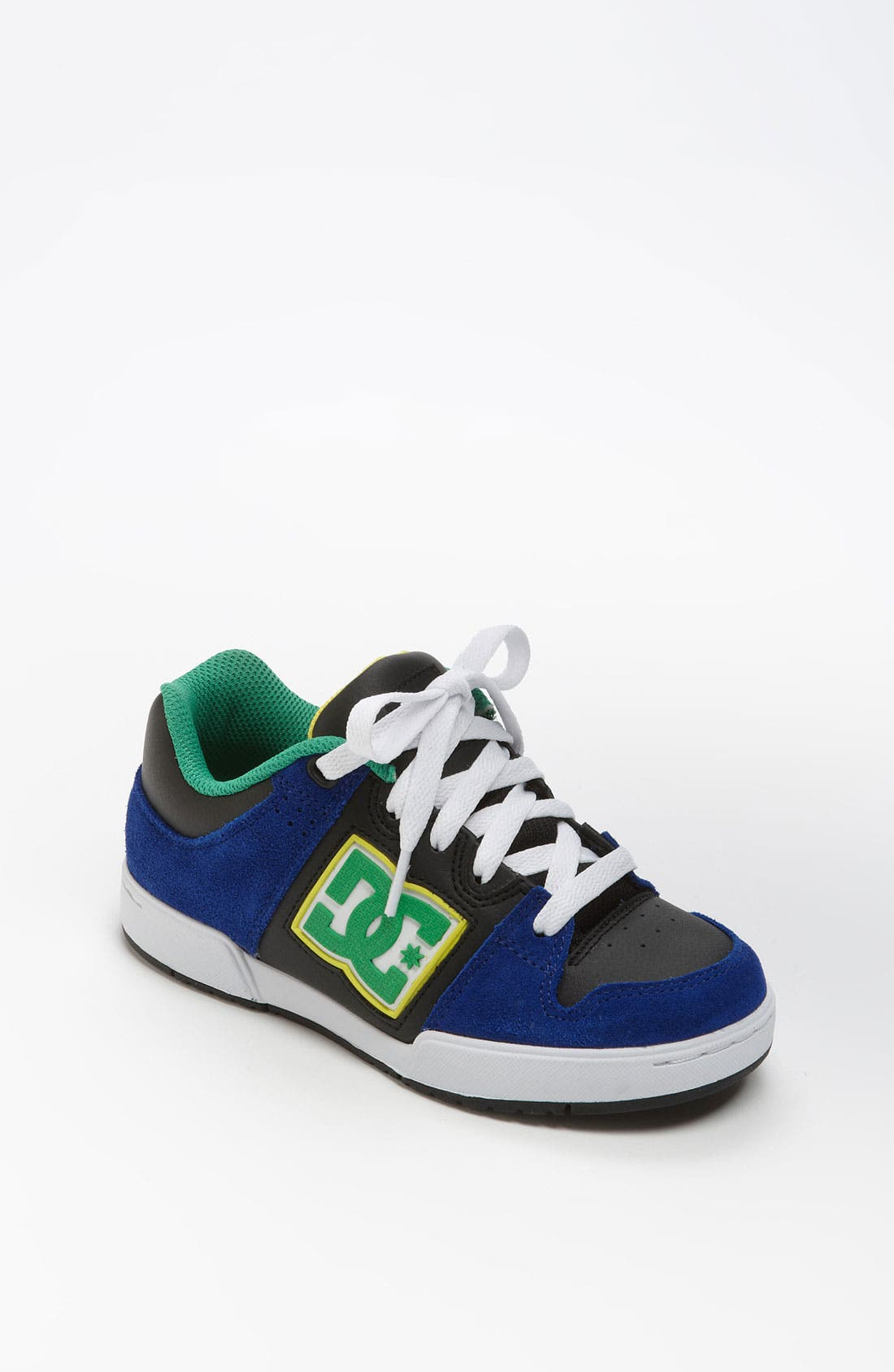 Alternate Image 1 Selected - DC Shoes 'Turbo 2' Sneaker (Toddler, Little Kid & Big Kid)