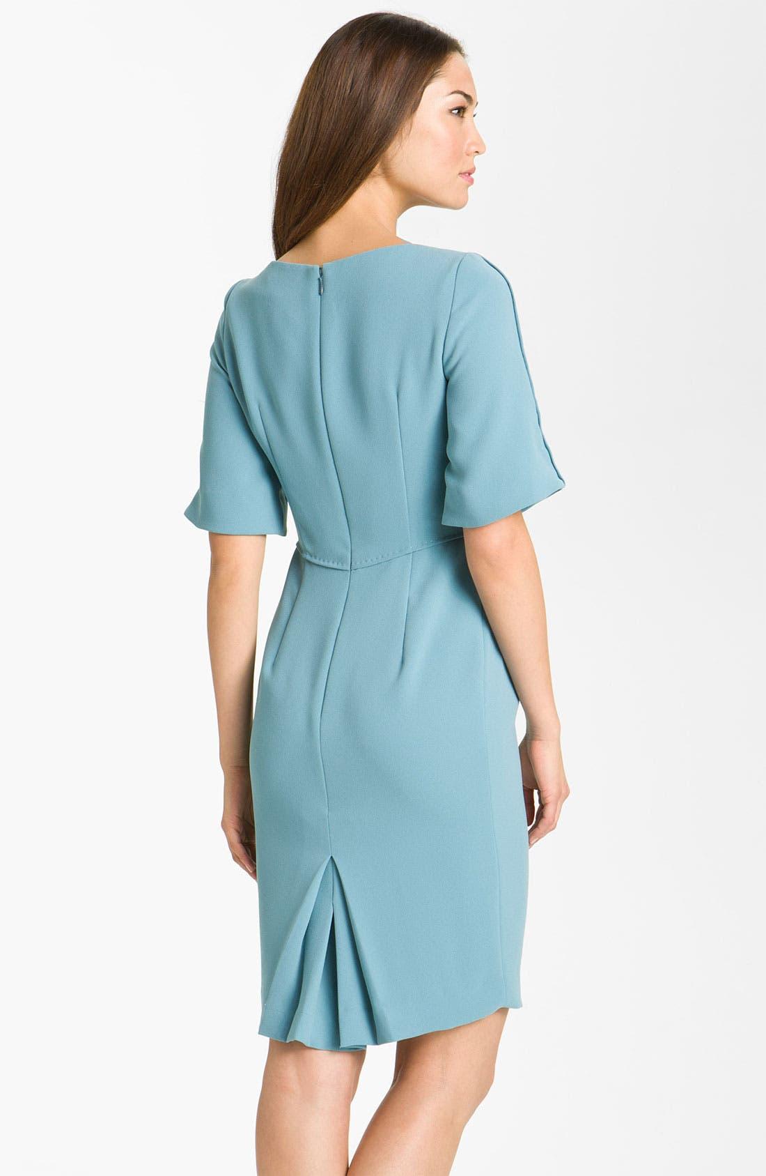 Alternate Image 2  - Rachel Roy Boatneck Dress