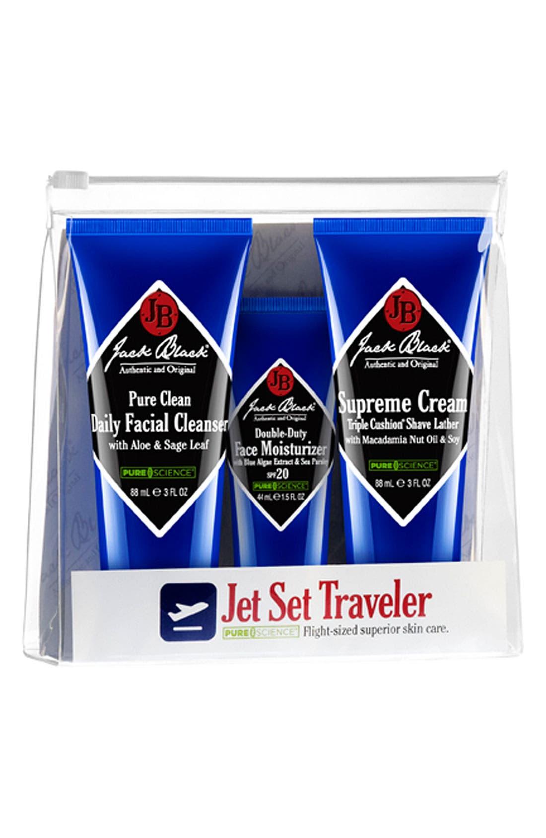 Alternate Image 1 Selected - Jack Black 'PureScience® Jet Set Traveler' Gift Set ($42 Value)