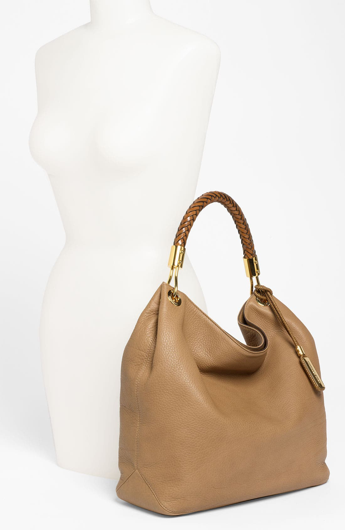 Alternate Image 2  - Michael Kors 'Skorpios - Large' Leather Hobo