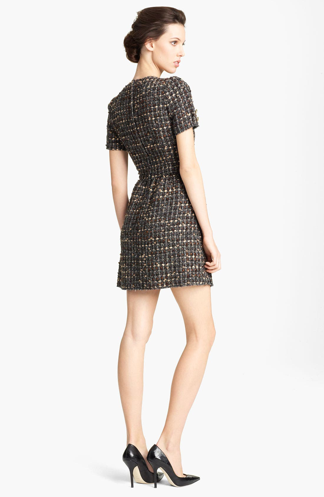 Alternate Image 2  - Dolce&Gabbana Tweed Dress
